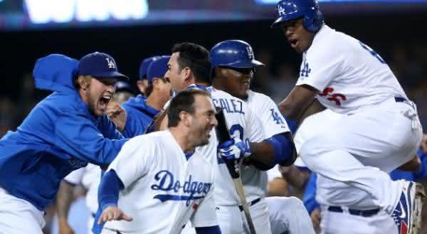 Los Angeles Dodgers entre os clubes de esportes mais valiosos do mundo