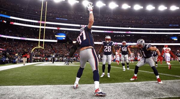 New England Patriots entre os clubes de esportes mais valiosos do mundo