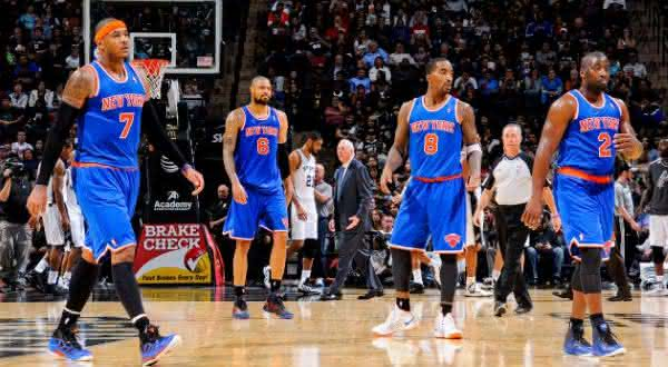 New York Knicks entre os clubes de esportes mais valiosos do mundo