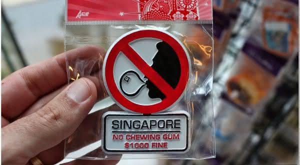 cingapura entre os paises mais rigidos do mundo