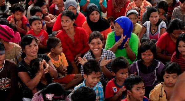indonesia entre os paises com maior populacao feminina