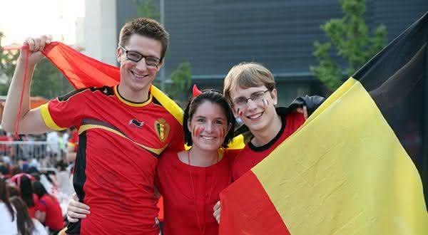 belgica entre os paises com maior media de altura do mundo