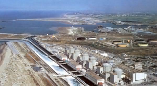 Gravelines entre as maiores usinas nucleares do mundo