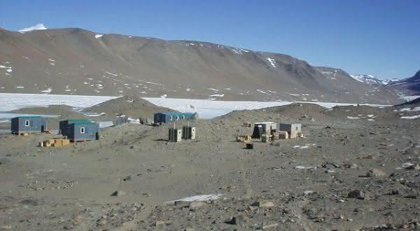 McMurdo entre os lugares mais secos do mundo