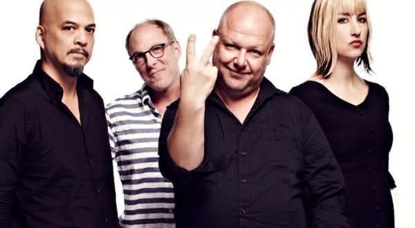 The Pixies  entre as maiores bandas de rock alternativo de todos os tempos