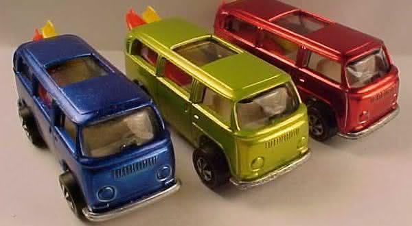 Volkswagen Beach Bomb entre os brinquedos mais caros do mundo