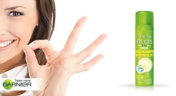 shampoo garnier entre as marcas de shampoo mais vendidas do mundo