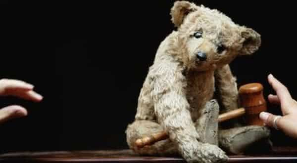 teddy bear entre os brinquedos mais caros do mundo