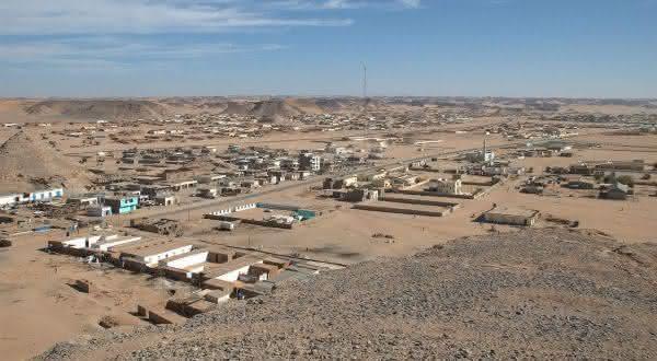 wadi halfa entre os lugares mais secos do mundo