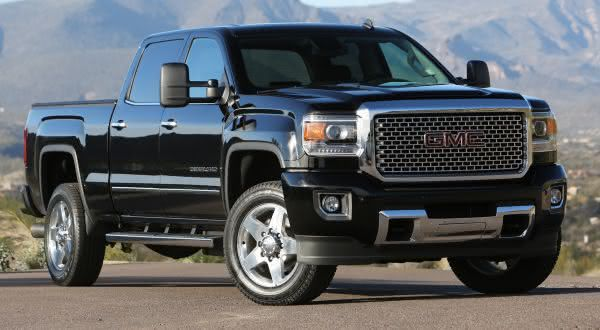 GMC Sierra 2500 Denali entre as pickups mais caras do mundo