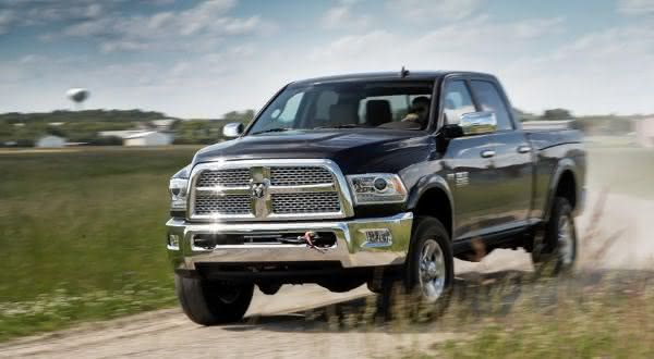 RAM 2500 Power Wagon Laramie entre as camionetes mais caras do mundo