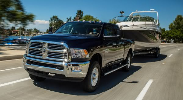 RAM 3500 Limited Crew Cab entre as camionetes mais caras do mundo