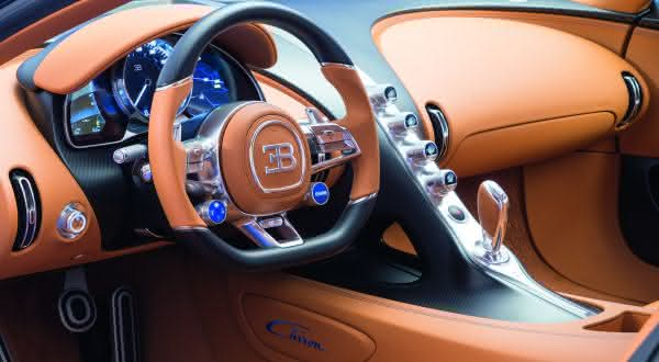 7 velocidades entre as coisas que voce deve saber sobre o novo Bugatti Chiron