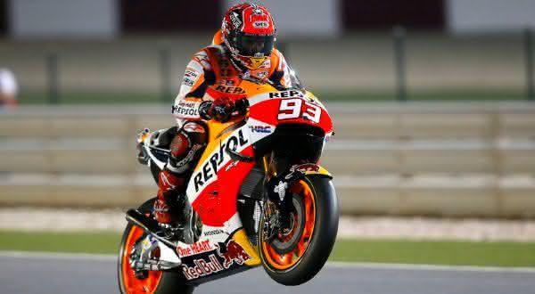 Marc Marquez pilotos de MotoGP mais bem pagos