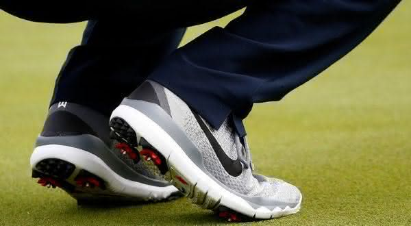 Tiger Woods entre os tenis nike mais caros do mundo