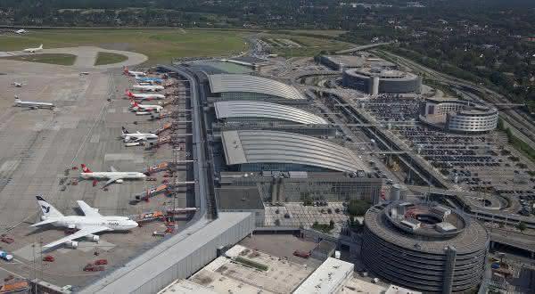 alemanha entre os paises com mais aeroportos do mundo
