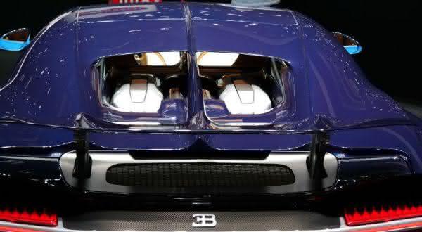 combustivel entre as coisas que voce deve saber sobre o novo Bugatti Chiron