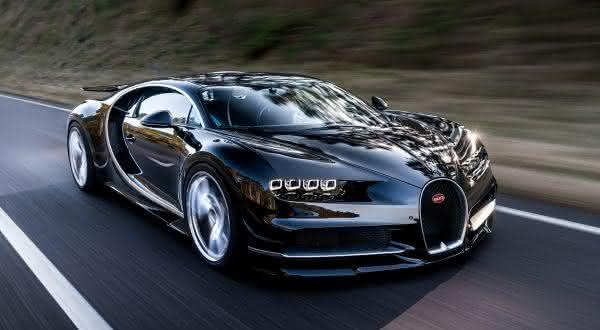 custo entre as coisas que voce deve saber sobre o novo Bugatti Chiron