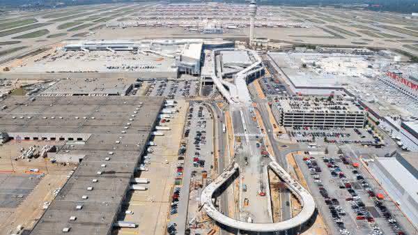 estados unidos entre os paises com maior numero de aeroportos do mundo