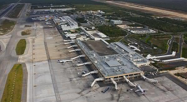 mexico entre os paises com mais aeroportos do mundo