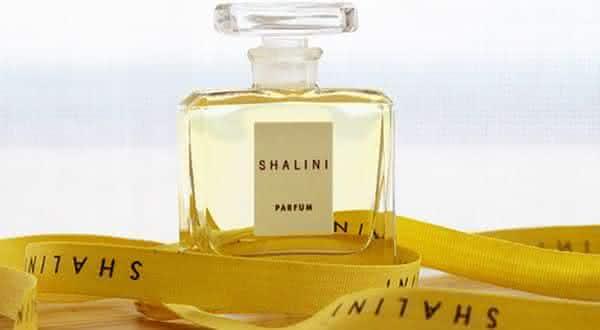 shalini entre os perfumes femininos mais caros do mundo