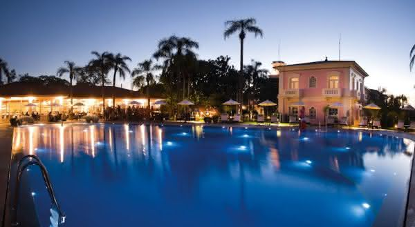 cataratas entre os hotéis mais incríveis do Brasil