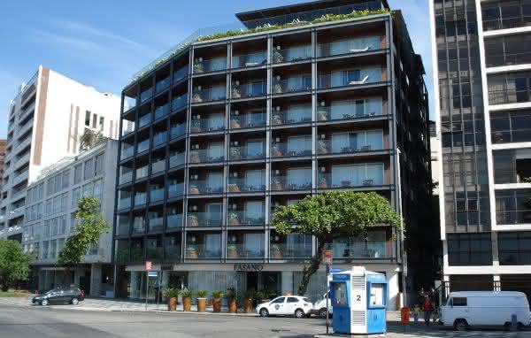 fasano entre os hotéis mais incríveis do Brasil