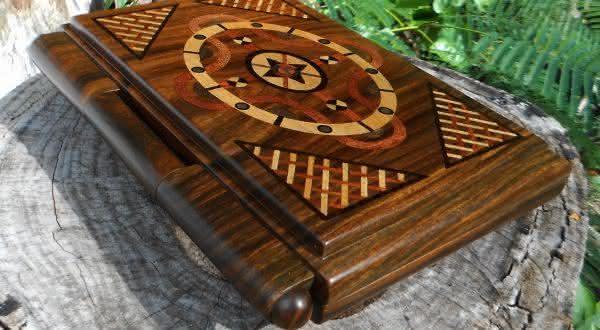 madeira-lignum-vitae entre as madeiras mais caras do mundo