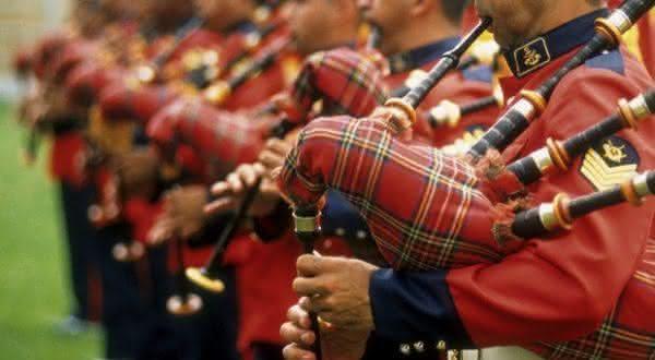 gaita de fole entre os instrumentos musicais mais difíceis de aprender a tocar