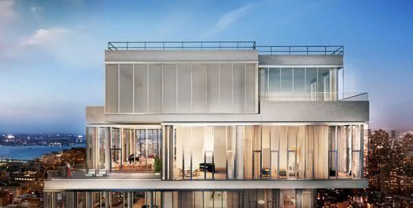 56 Leonard 2 entre os apartamentos mais caros do mundo