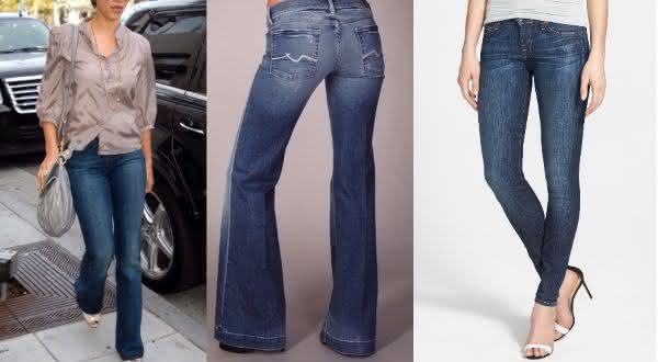 7 For All Mankind jeans entre os jeans mais caros do mundo