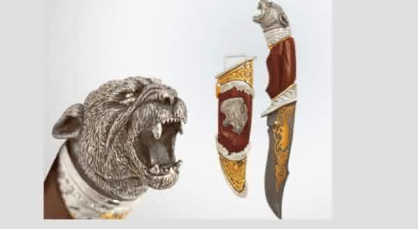 black panther entre as facas mais caras do mundo