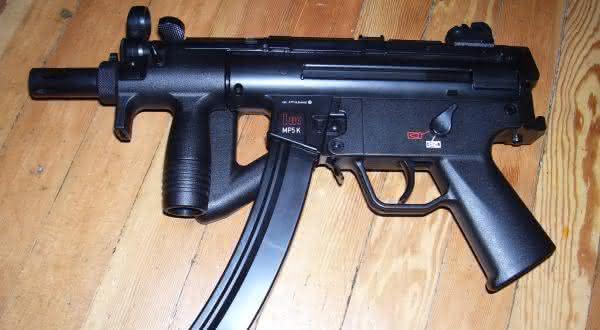 mp5 entre as melhores metralhadoras do mundo