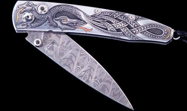 lancet entre as facas mais caras do mundo