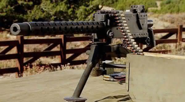 m1919 entre as melhores metralhadoras do mundo
