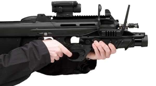 M24E6 entre as melhores metralhadoras do mundo