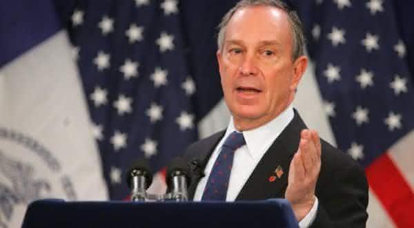 Michael Bloomberg entre os politicos mais ricos do mundo
