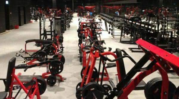 Oxygen Gym 2 entre as melhores academias do mundo
