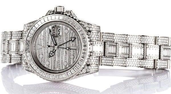 63aa2c65734 Rolex GMT 116769TBR entre os relogios rolex mais caros do mundo