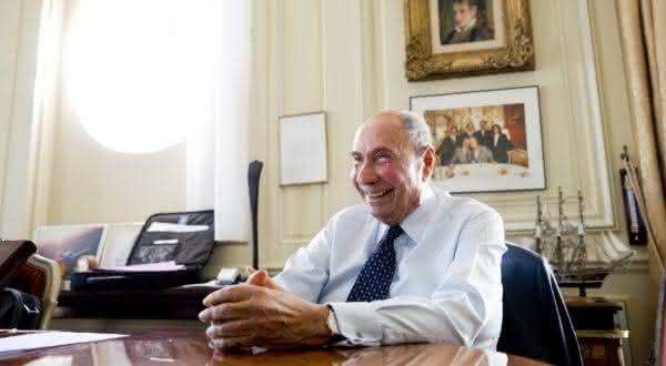 Serge Dassault entre os politicos mais ricos do mundo