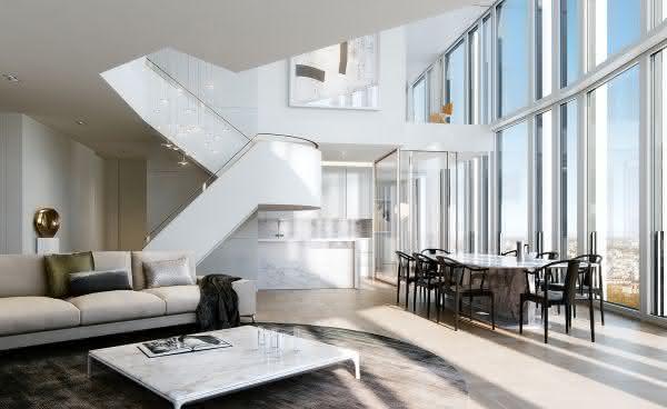 South Bank Tower 2 entre os apartamentos mais caros do mundo
