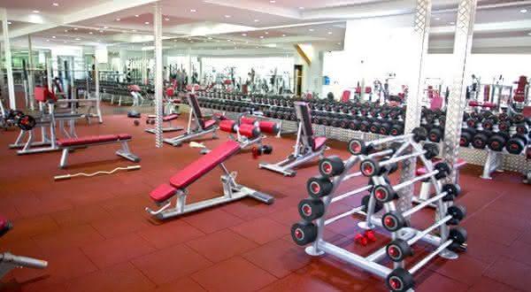 Titan Fitness 2 entre as melhores academias do mundo
