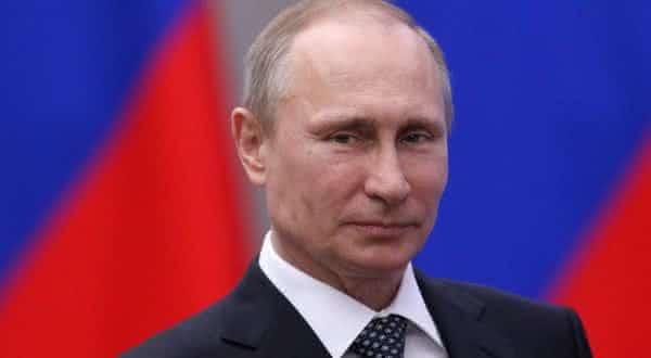 Vladimir Putin entre os politicos mais ricos do mundo