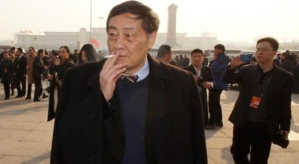 Zong Qinghou entre os politicos mais ricos do mundo