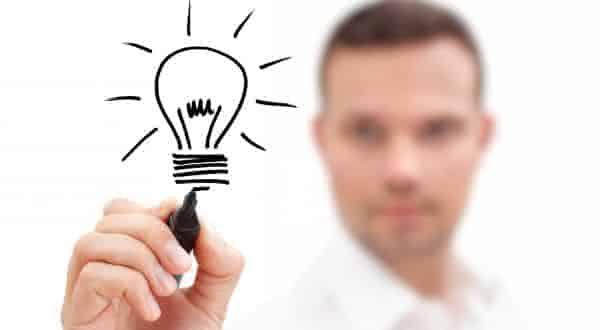 ideias entre as diferenças entre as pessoas comuns e as pessoas bem sucedidas