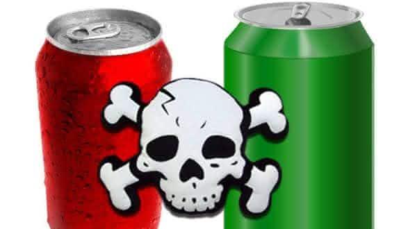 refrigerantes  entre os alimentos que você não vai acreditar que causam câncer