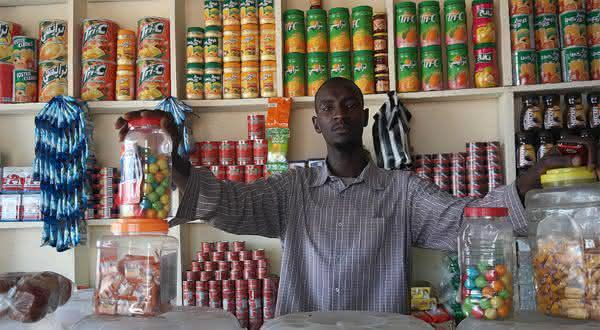 sudao entre os países com maior inflação do mundo