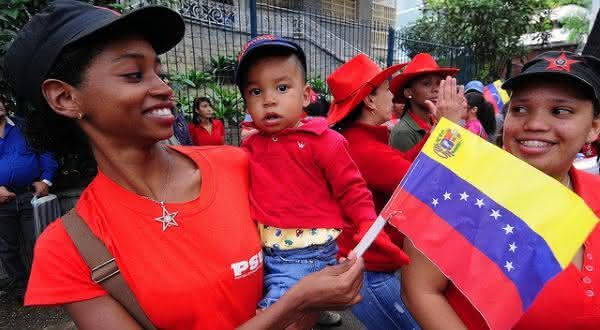venezuela  entre os países com maior população negra fora da África
