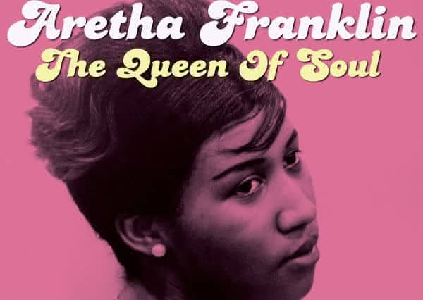 Aretha Franklin entre os melhores cantores de todos os tempos