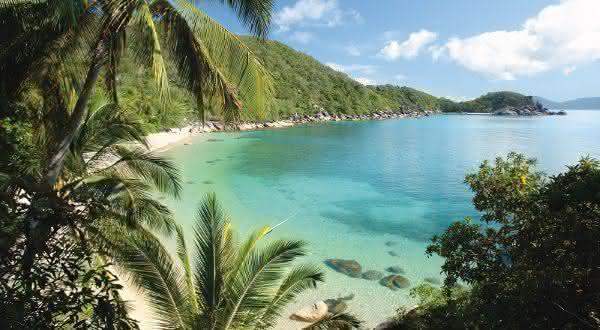 bedarra entre as praias mais luxuosas do mundo